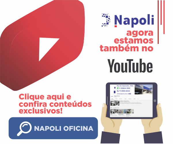 Clique aqui e conheça o canal da Oficina Napoli no Youtube!
